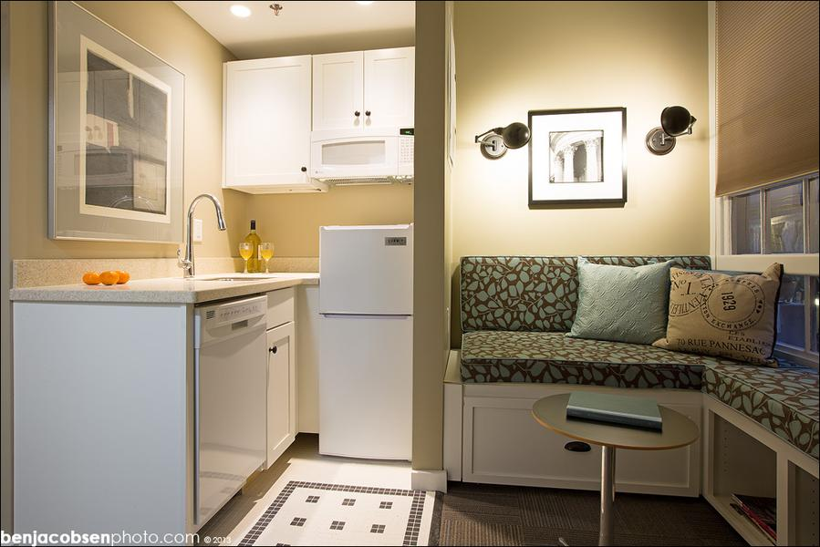 Micro living - amazing micro-apartments