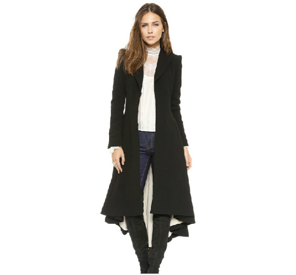 Find knee length black coat at ShopStyle. Shop the latest collection of knee length black coat from the most popular stores - all in one place.