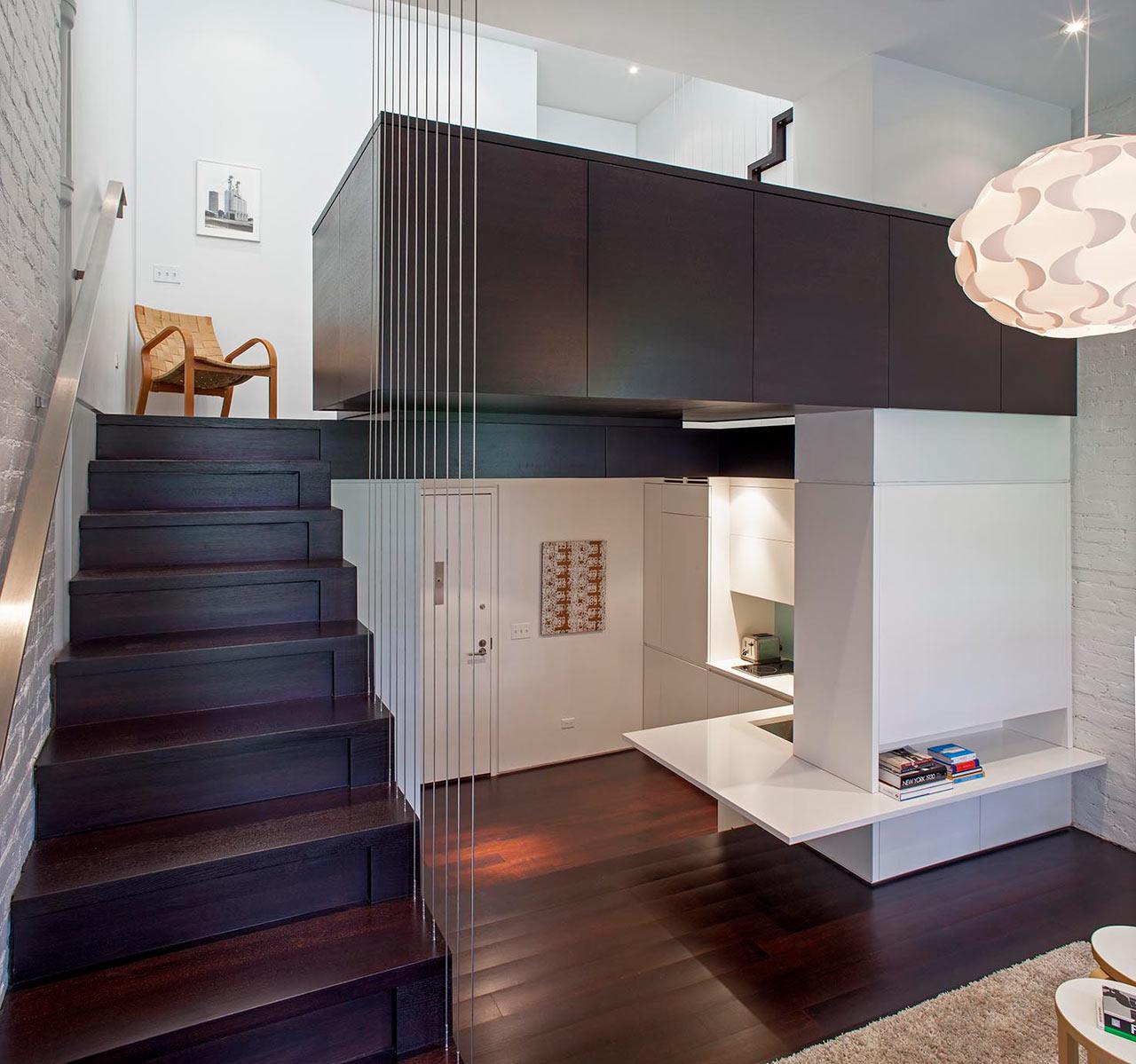 Micro living - amazing micro-apartments