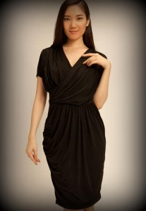 W-v-neck-shirred-knee-length-dress-7105-48871-1-zoom=2