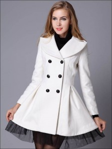 White-Frock-Trench-Coats