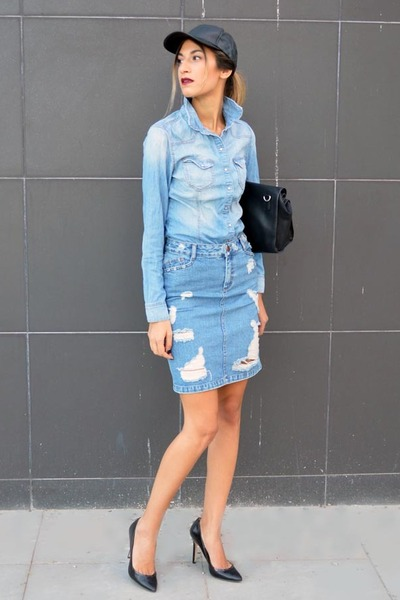 5 ways to wear a denim shirt lifestuffs
