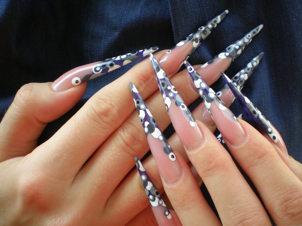 Inspirational Stiletto Nails Lifestuffs