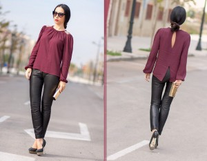 2761641_OXBLOOD_BLOUSE_and_LEATHER_PANTS
