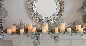 Elegant-Fireplace-Mantels-Decor-for-Christmas
