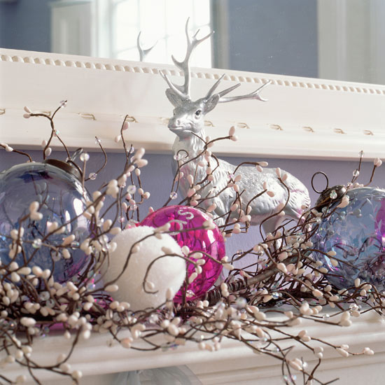 Simple Christmas Home Decorations: Easy Christmas Decorating Ideas