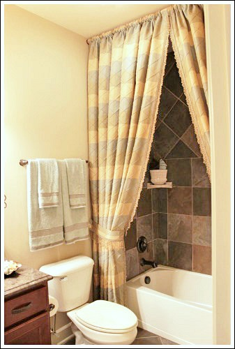 Image Result For Bathroom Shower Curtain Ideas