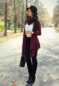 black-boots-venetian-red-maroon
