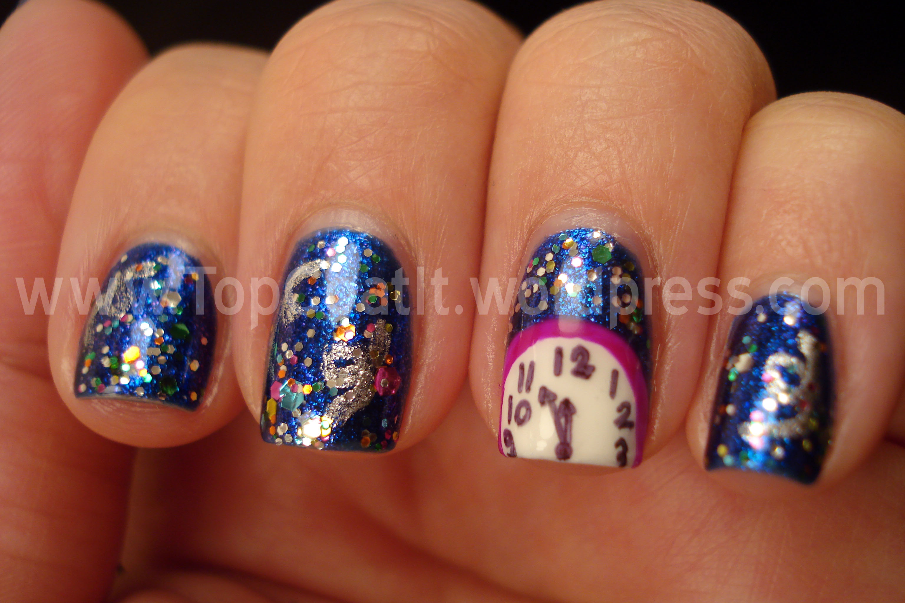 New years eve nails designs choice image nail art and nail new years eve nails designs images nail art and nail design ideas new years eve nails prinsesfo Image collections