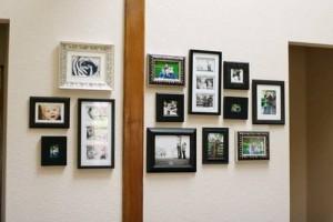 photo-frames-living-room-wall-decoration-design