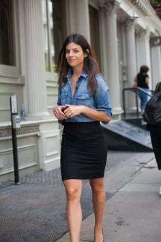 Versatile and slimming - amazing pencil skirts