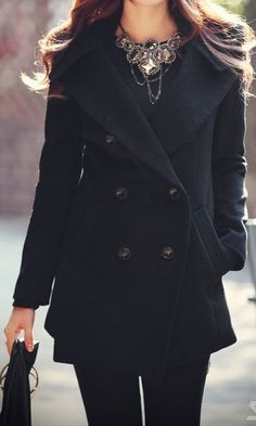 Interesting tricks - how to make your winter outfits look more