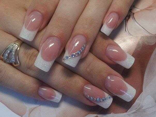 Amazing Manicures For Your Perfect Wedding Day Lifestuffs