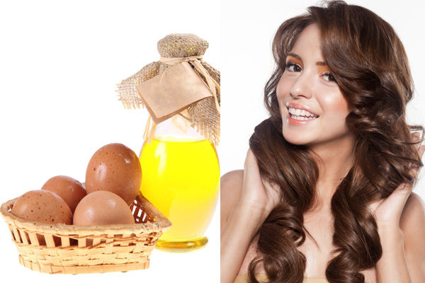 Beautiful hair - Amazing homemade hair masks