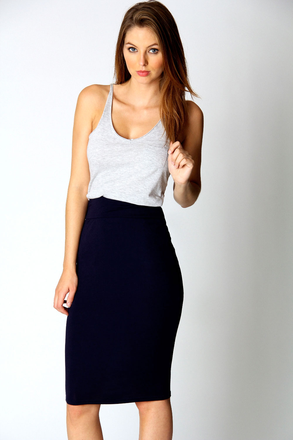 Outfit ideas - Show off your figure with tube skirts