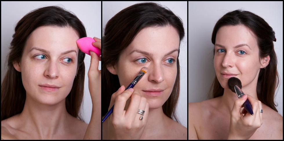 How To Do Simple Makeup Without Foundation - Mugeek Vidalondon