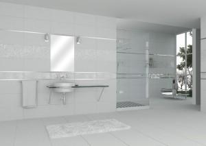 H Wall Mounted Tile Ceramic Bathroom Fl 63309 4679357 преузимање Images