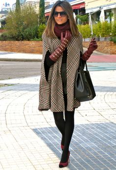 Great tricks! How to make your winter outfits look expensive