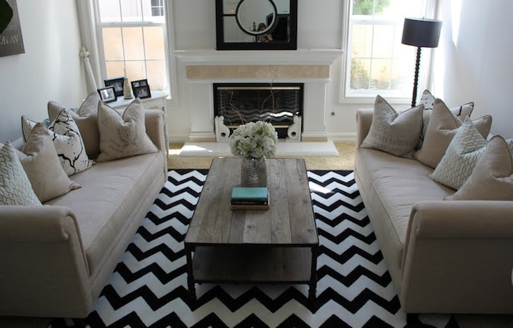 How to choose the right area rug - decorating tips