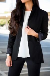 Black-Jeans-Black-Blazer