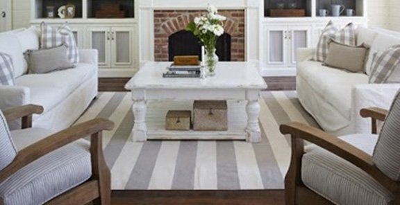 How to choose the right area rug decorating tips