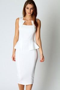 Vestido-estampado-Abi-Neck-Detail-Sleeveless-Midi-Dress-women-casual-dress-summer-new-2014-women-work