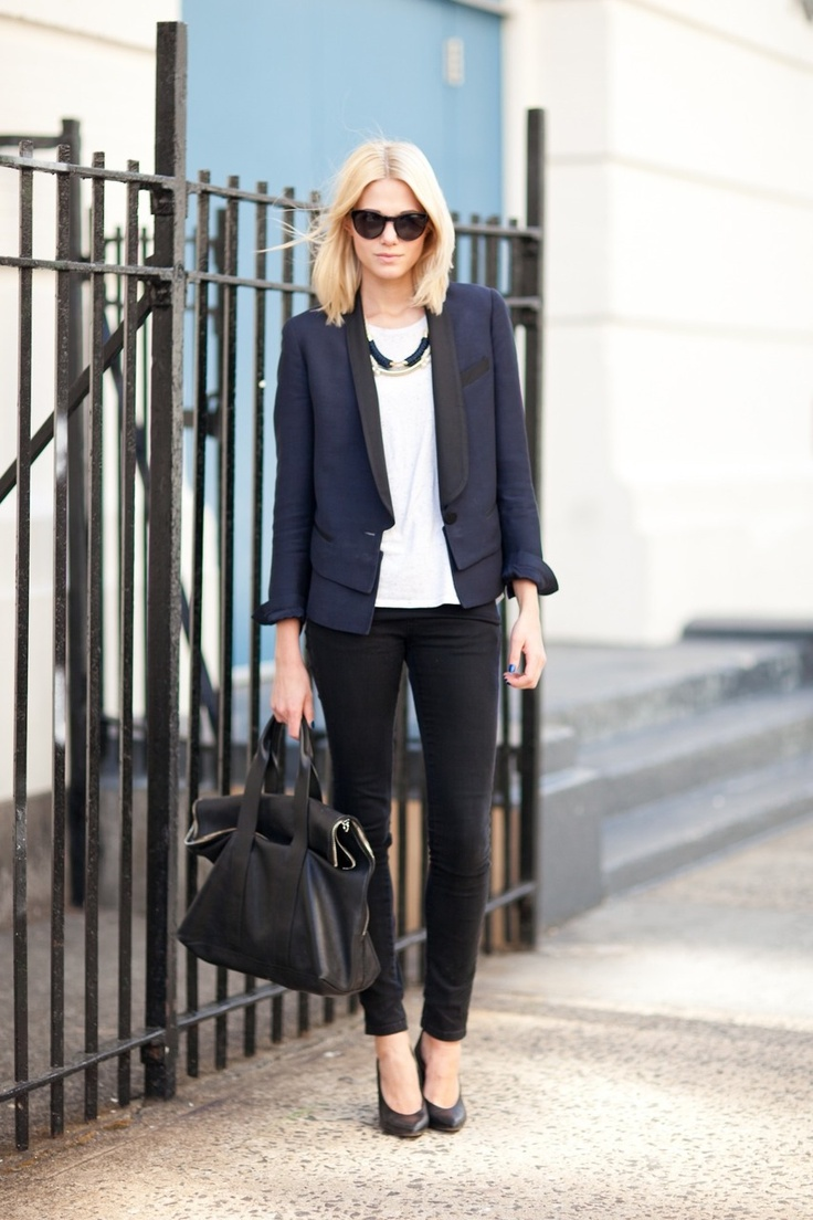 How to wear jeans to work – LifeStuffs