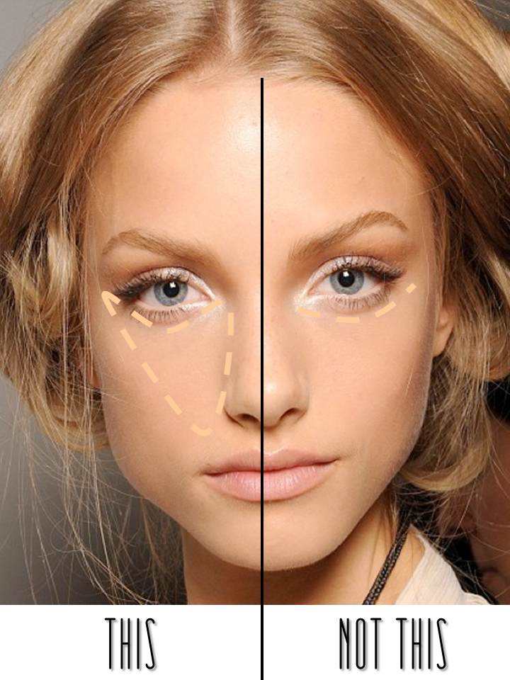 Amazing concealer tricks to hide any flaw