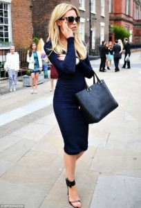 dark-blue-bodycon-dress