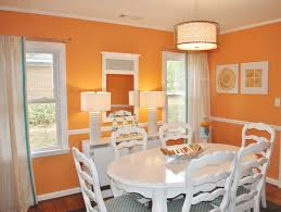 so common in the rooms where people get together such as a dining room