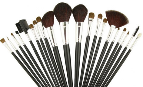 The 4 makeup brushes you need and how to clean them