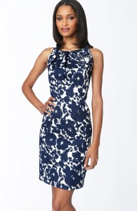 taylor-dress-blue-print-sheath-dress