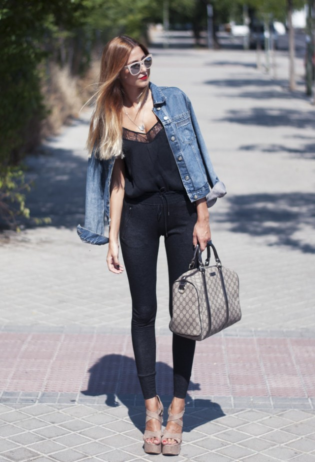 Spring Style How To Wear A Denim Jacket Lifestuffs