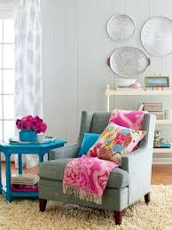 4 easy ways to add a pop of color to your home