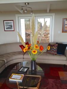 Living-Room-Flower-Vase