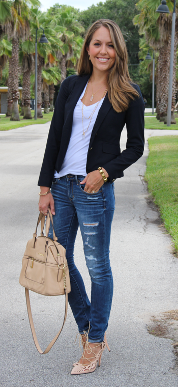 Stylish ways to wear a blazer – LifeStuffs