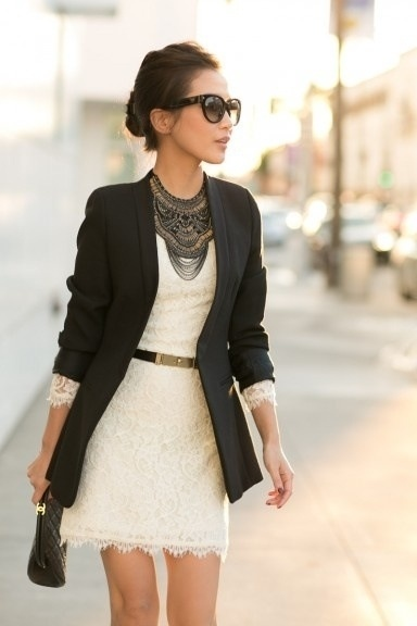 Stylish ways to wear a blazer