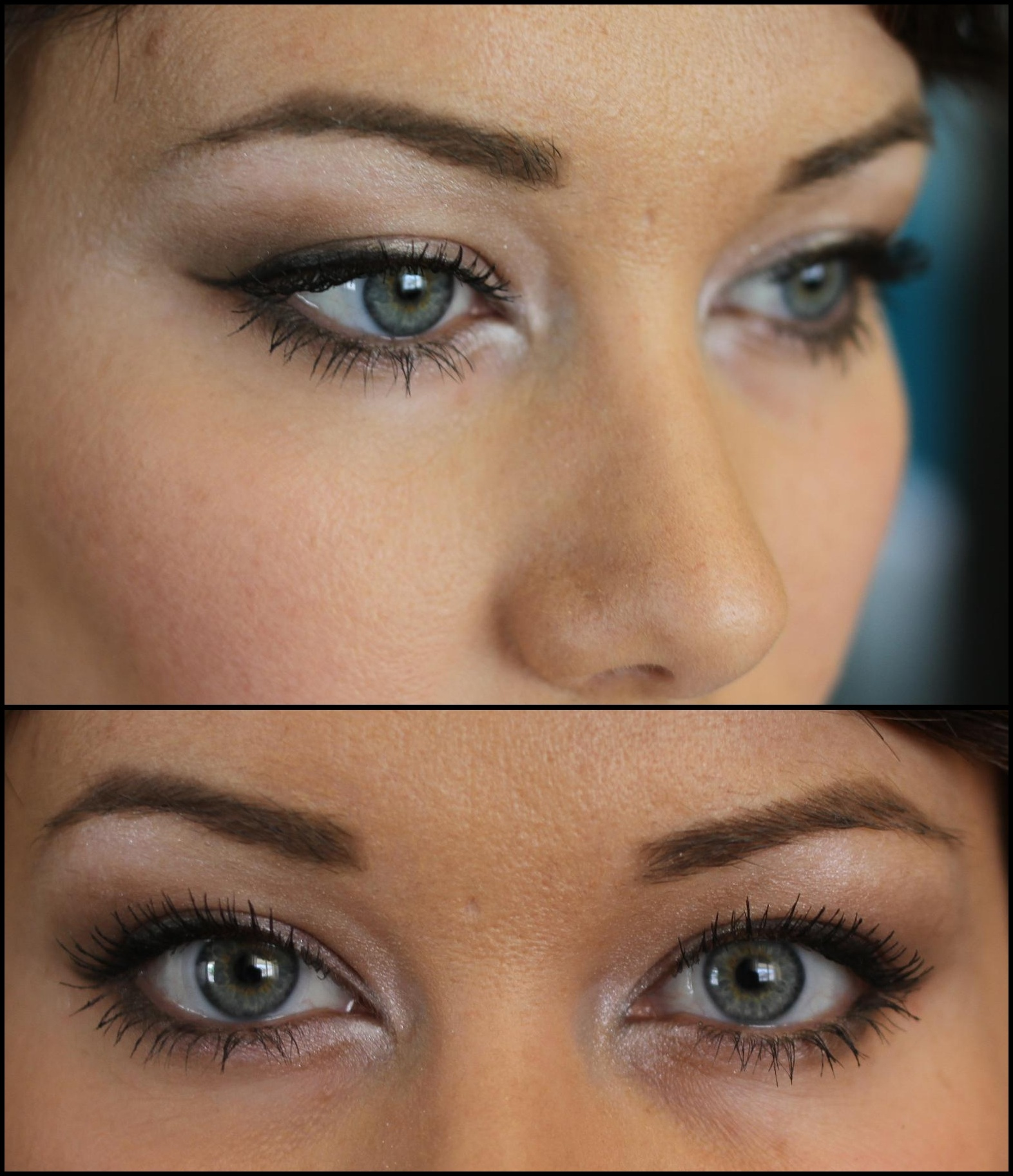 Eyeliner tips for your eye shape