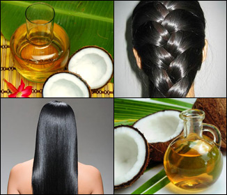 Coconut oil - beauty uses for skin and hair