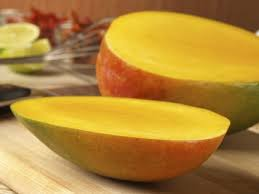 Delicious mangoes for healthy hair