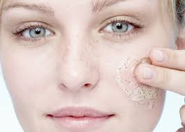 Skin care - exfoliating tips and homemade scrubs