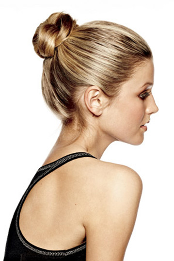 Summer hair - Easy hairstyles for hot months