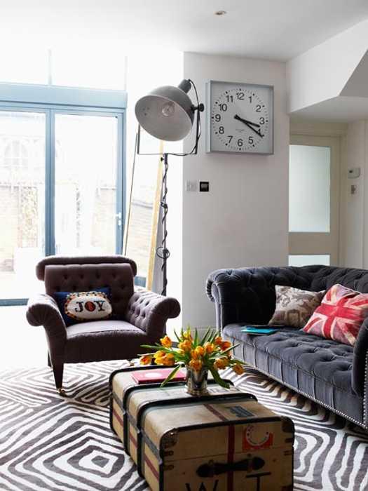 Trunks for Living Room – Living Room Design Inspirations