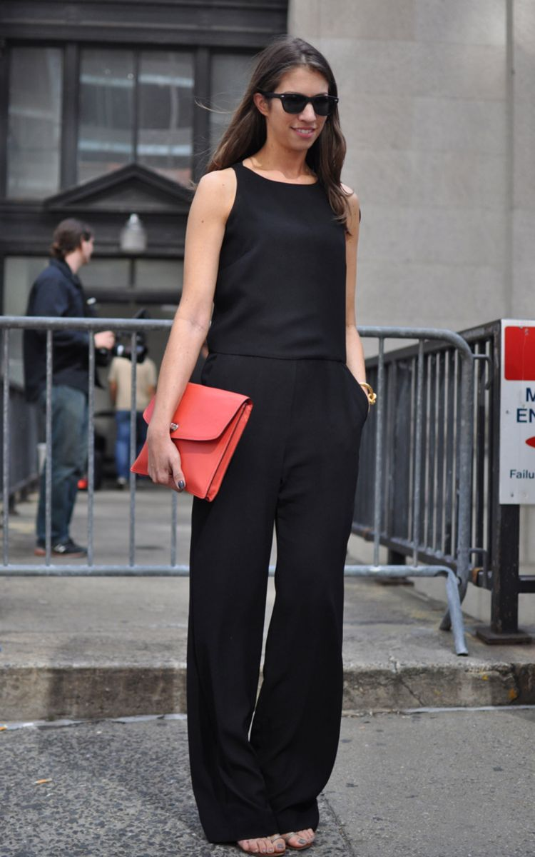 Summer fashion: Tips on how to wear wide-leg pants ...