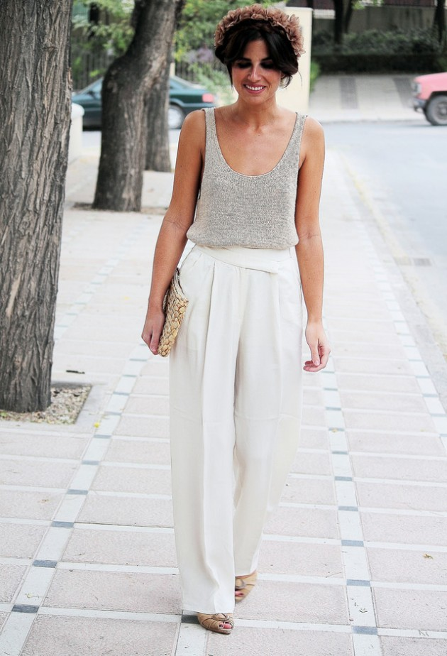 Summer Fashion Tips On How To Wear Wide Leg Pants