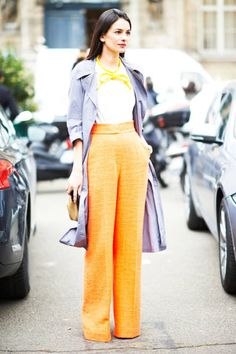Summer fashion: Tips on how to wear wide-leg pants