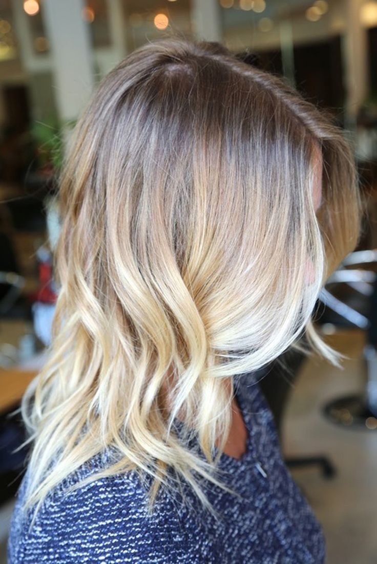 Ombre hair - The main reasons to get it