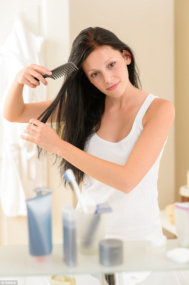 You've got dry hair? Here is what causes it