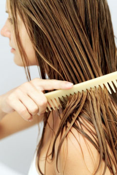 Are you applying your hair products properly?