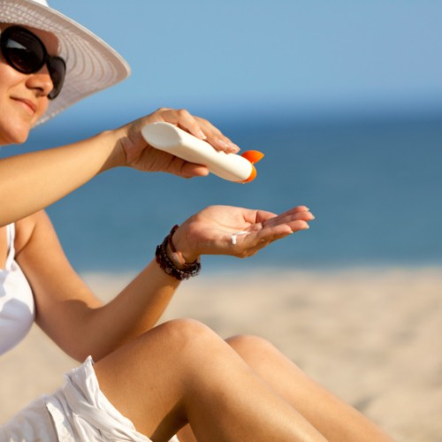 Summer tips - How to avoid getting a sunburn
